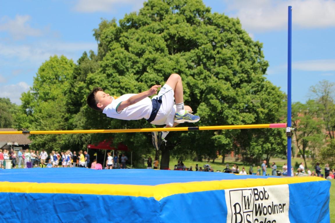 High Jump Surrey Sport