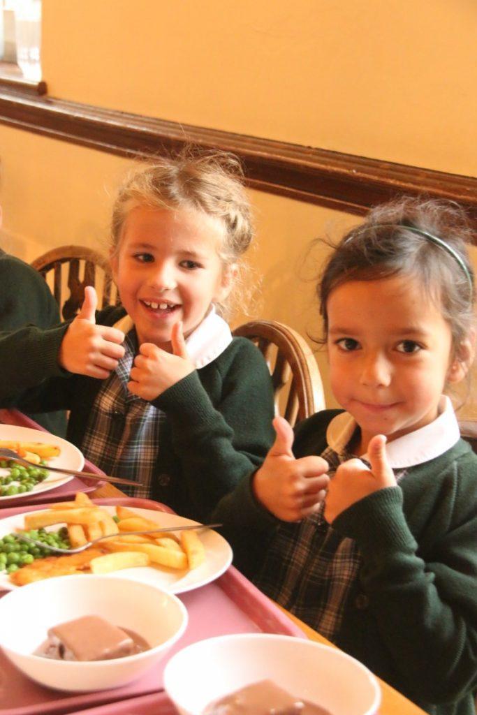 School Healthy Eating