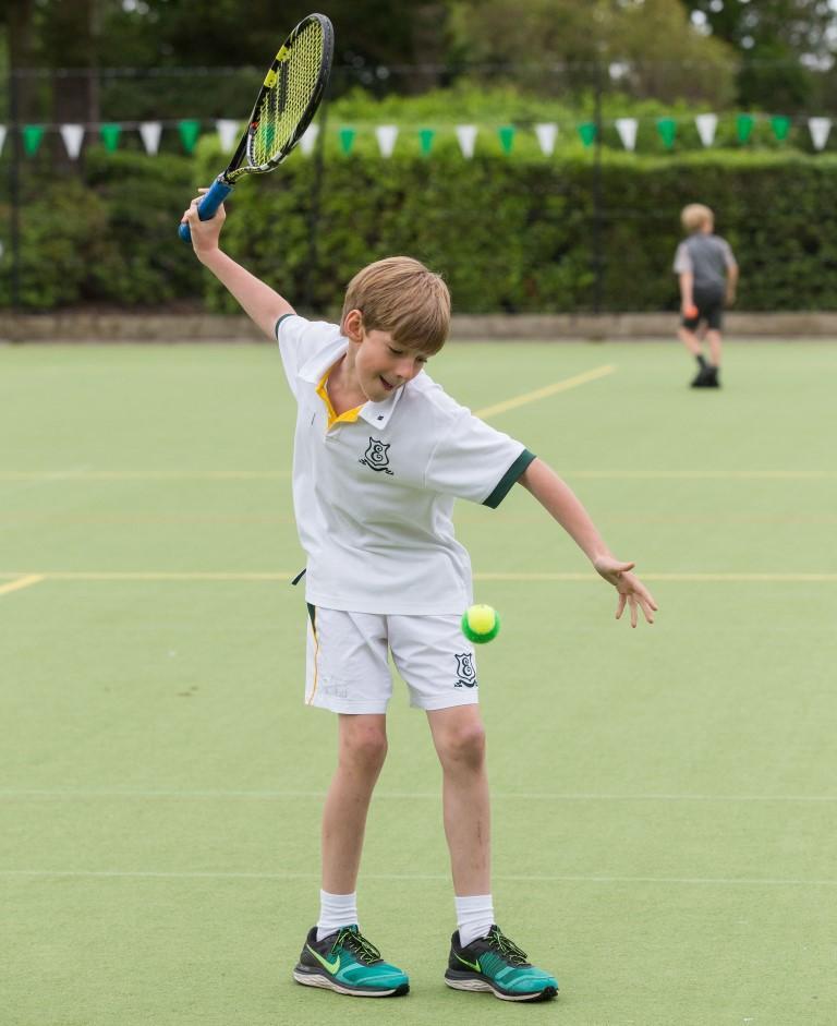 Surrey Tennis Bourne