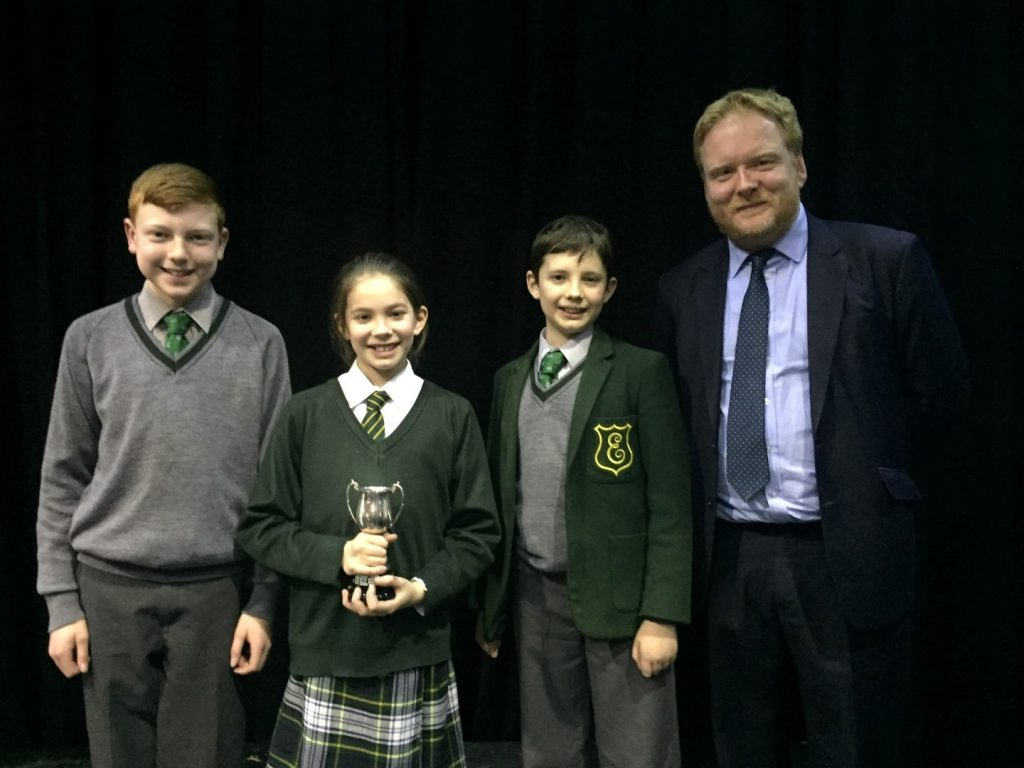 Edgeborough Competition Winners