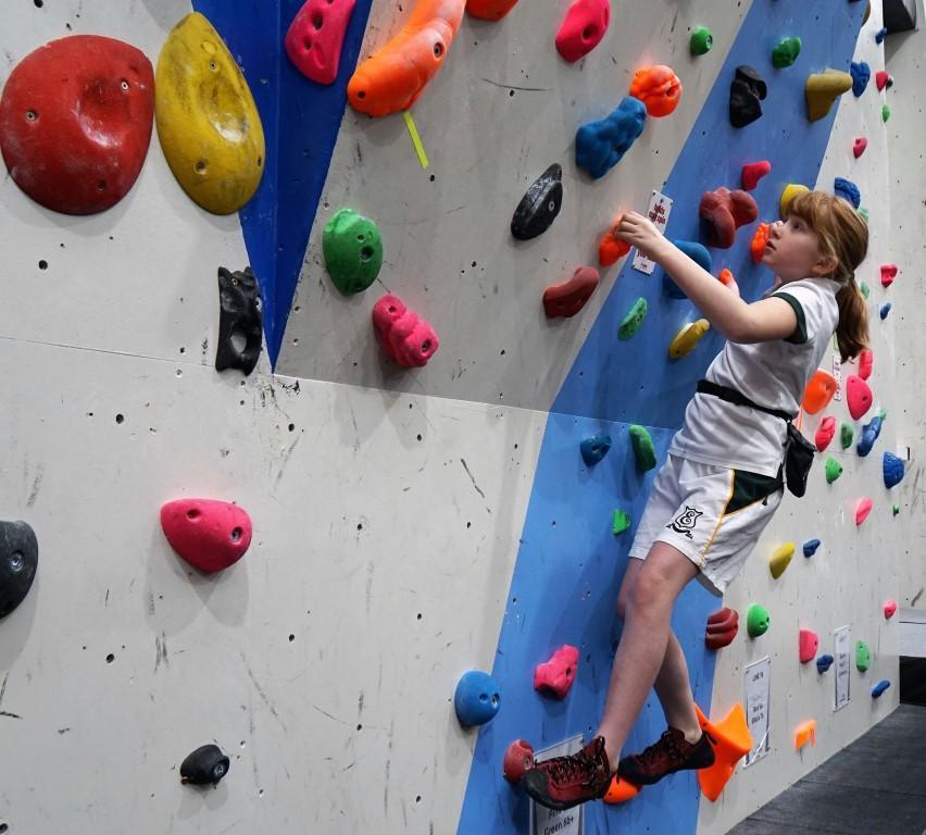 Extra Curricular Surrey Climbing