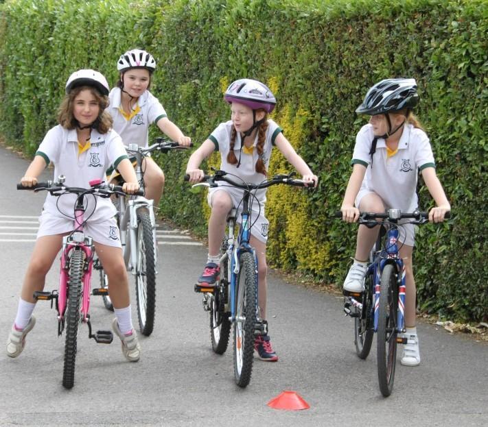 Cycling Surrey