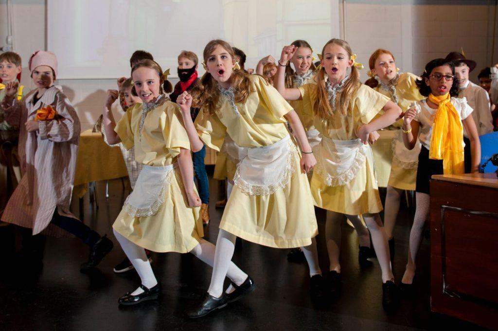 Private School Surrey Production