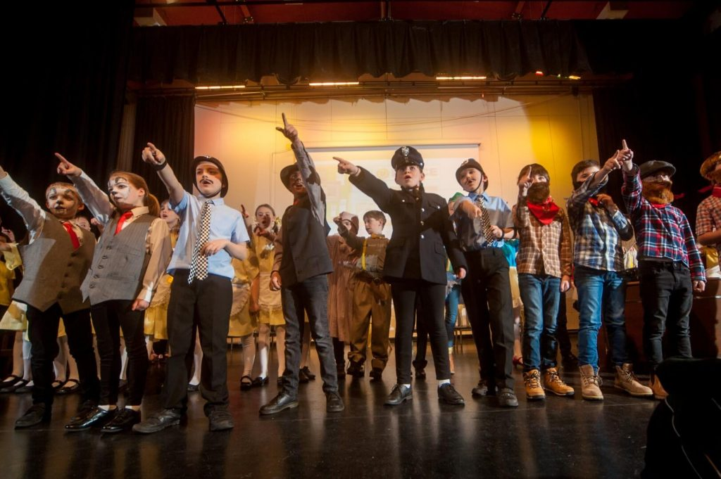 Private School Surrey Production