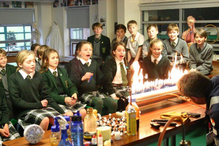 Science Surrey School