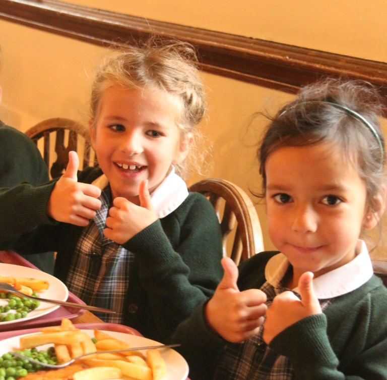 Surrey School Food Healthy