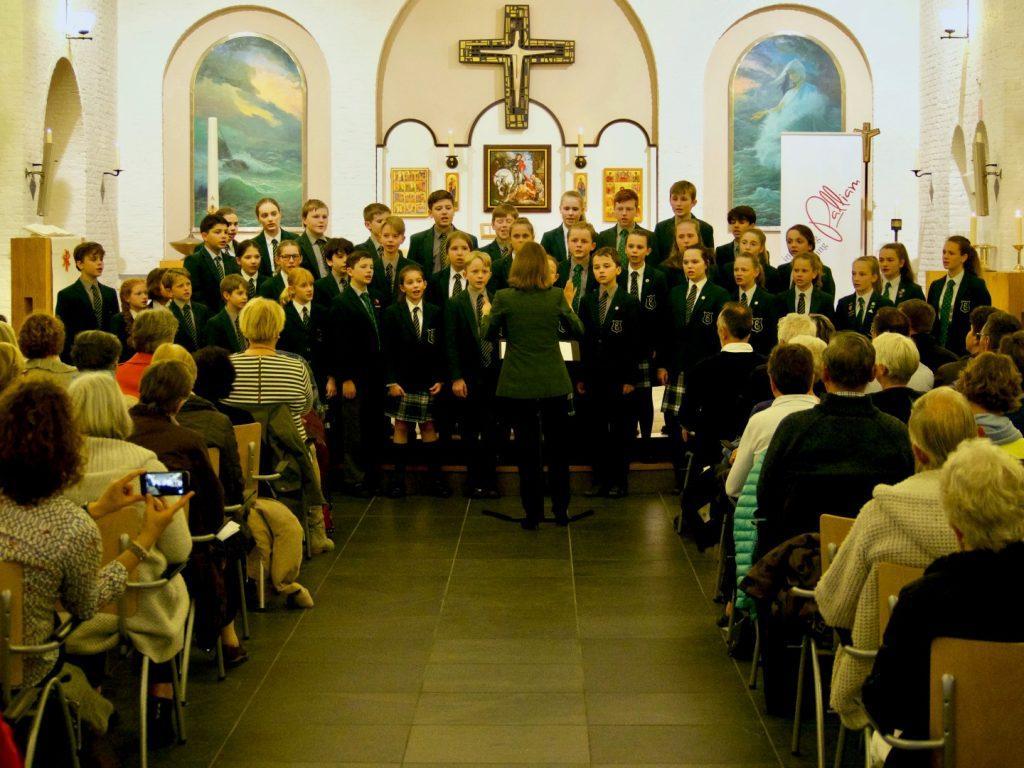 Surrey Private School Tour