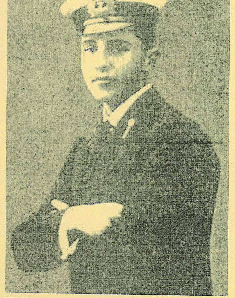 Wilfred Malleson War Hero
